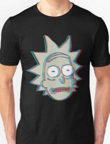 Rick and Morty: 3D Rick Version 2 T-Shirt