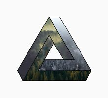 Triangle - Forests Unisex T-Shirt