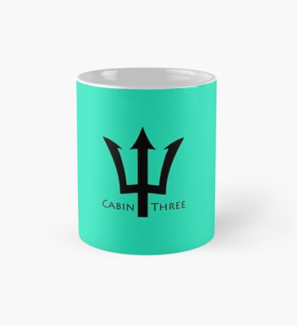 Cabin Three - Sea Foam Green Mug