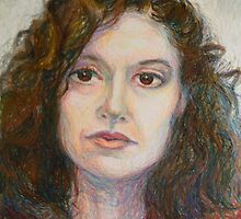 Ann - Portrait Of A Woman by Nancy Mauerman