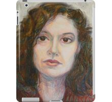 Ann - Portrait Of A Woman iPad Case/Skin
