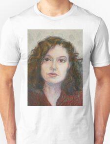Ann - Portrait Of A Woman T-Shirt