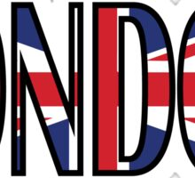 London Sticker