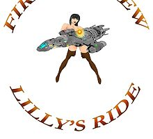 FIREFLY CREW  ''Lilly's Ride'' by Radwulf