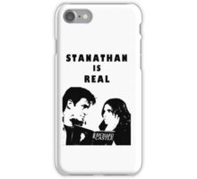 Stanathan always iPhone Case/Skin