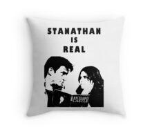 Stanathan always Throw Pillow