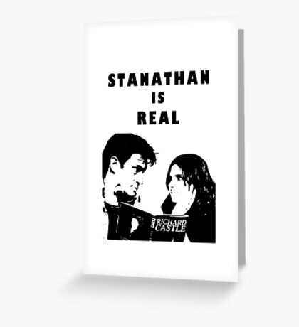 Stanathan always Greeting Card