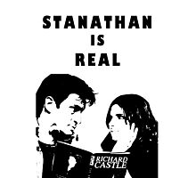 Stanathan always Photographic Print