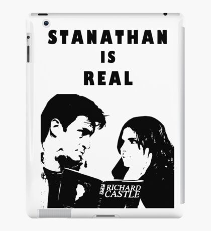 Stanathan always iPad Case/Skin