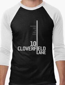10 Cloverfield Lane Men's Baseball ¾ T-Shirt