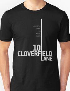 10 Cloverfield Lane Unisex T-Shirt