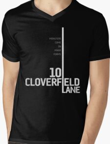 10 Cloverfield Lane Mens V-Neck T-Shirt