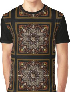 The Room of Five Hundred Stairs Shawl Graphic T-Shirt