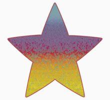 Glitter Star Dust Kids Tee