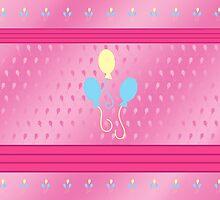 My little Pony - Pinkie Pie Cutie Mark V4 by ariados4711
