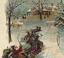 Christmas Scene by misskris766