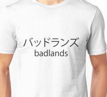 Japanese Badlands Unisex T-Shirt