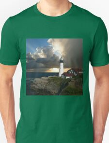 Lookout Lighthouse Unisex T-Shirt
