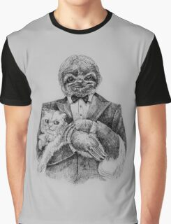 Evil genius Graphic T-Shirt