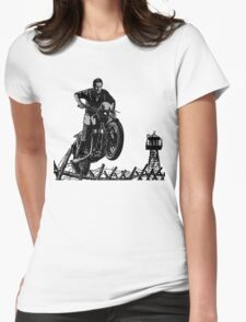 Escape Womens Fitted T-Shirt