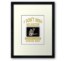 I Just Need To Listen To... Framed Print