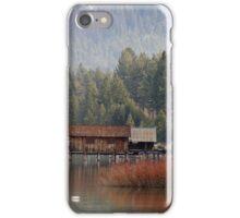 Fall in South Lake Tahoe iPhone Case/Skin