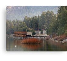 Fall in South Lake Tahoe Metal Print