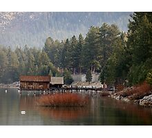 Fall in South Lake Tahoe Photographic Print