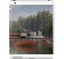 Fall in South Lake Tahoe iPad Case/Skin