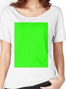 Green Screen Women's Relaxed Fit T-Shirt