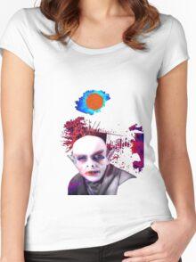 Dark Star Women's Fitted Scoop T-Shirt