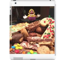 King of Cookies iPad Case/Skin