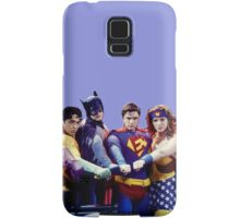 That 70's Show - Super Heroes Samsung Galaxy Case/Skin