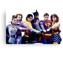 That 70's Show - Super Heroes Canvas Print