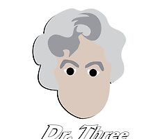 Dr. Three by utahgraphics