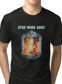 Eyes Wide Shut Tri-blend T-Shirt