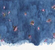 Spring Rain by Marilou  Frias