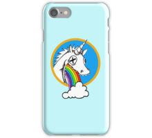 Drunk Unicorns Make Rainbows! iPhone Case/Skin