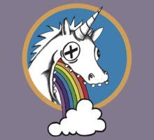 Drunk Unicorns Make Rainbows! Kids Tee