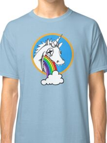 Drunk Unicorns Make Rainbows! Classic T-Shirt