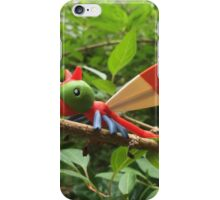 A Wild Yanma Appears! iPhone Case/Skin