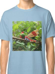A Wild Yanma Appears! Classic T-Shirt