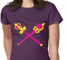 Moon Rods Womens Fitted T-Shirt