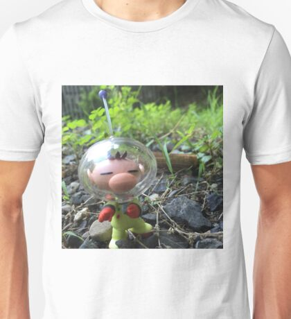 Captain's Log: Day 1 Unisex T-Shirt