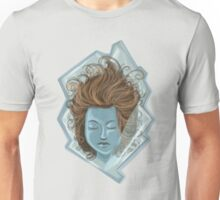 She's dead wrapped in plastic Unisex T-Shirt