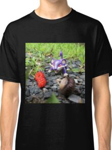 Rattata Chows Down! Classic T-Shirt
