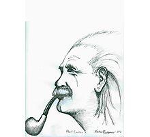 Ein Stein, Albert Photographic Print