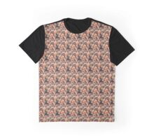 Draco Seamless Pattern Graphic T-Shirt