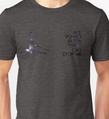River Tam - No Power in the 'Verse (Version B) Unisex T-Shirt
