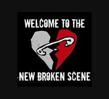 5 seconds of summer - safety pin heart T-Shirt